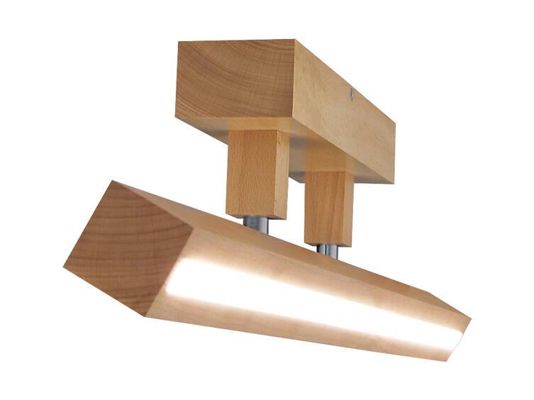 Lampa Sufitowa Led 60cm Led60pr Buk 792w 950lm Oświetlenie Sufitowe